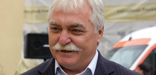 Bývalý ministr průmyslu a obchodu za ČSSD Milan Urban (57).