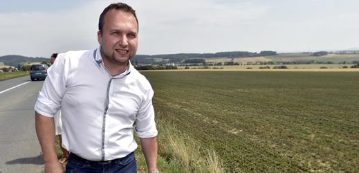 Ministr zemědělství Marian Jurečka.