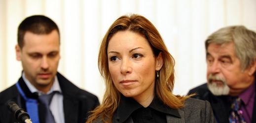 M. Schneidrová, bývalá vědoucí odboru licencí energetického regulačního úřadu.