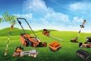 AKU stroje mění chování Čechů na zahradách, prodeje rostou.