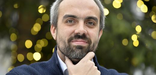 Generální ředitel Zonky Pavel Novák.