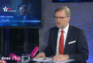 Petr Fiala bude hostem Duelu Jaromíra Soukupa.